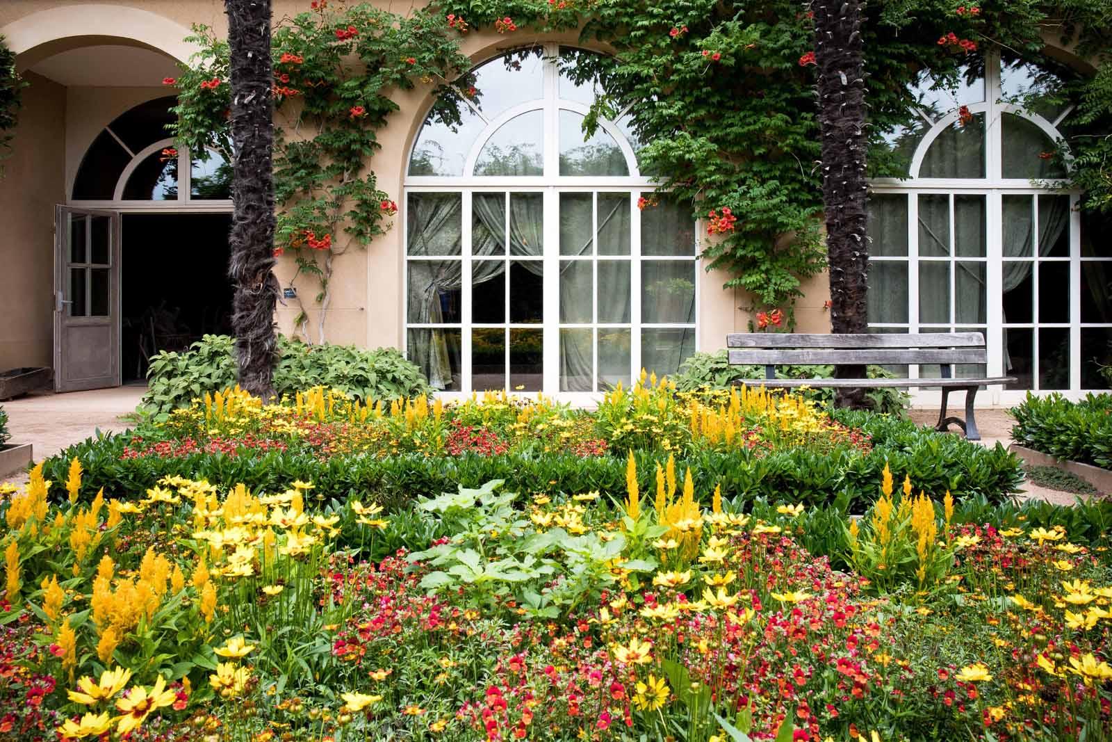 Portes fenêtres de Terra Botanica - Maine et Loire